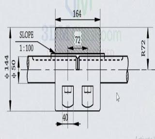 split muff coupling diagram