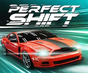 لعبة سباق سيارات بيرفكت شيفت Perfect Shift
