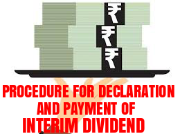 Procedure-Declaration-Payment-Interim-Dividend