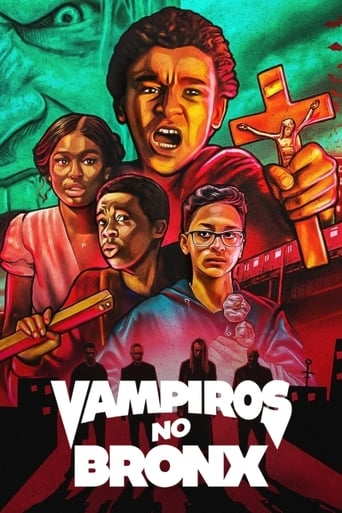 Vampiros X the Bronx (2020) Download