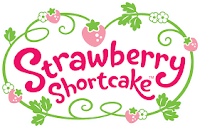 Logo strawberry shortcake