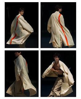 INYIM Media Fashion Tale: Model Philip Lach De Bere Via Sight Management!