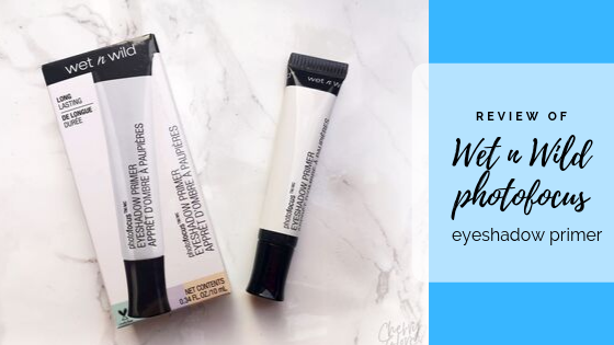 Wet n Wild Photofocus Eyeshadow Primer