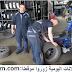 تشغيل 10عمال ـ مغيري عجلات السيارات بمدينة القنيطرة
