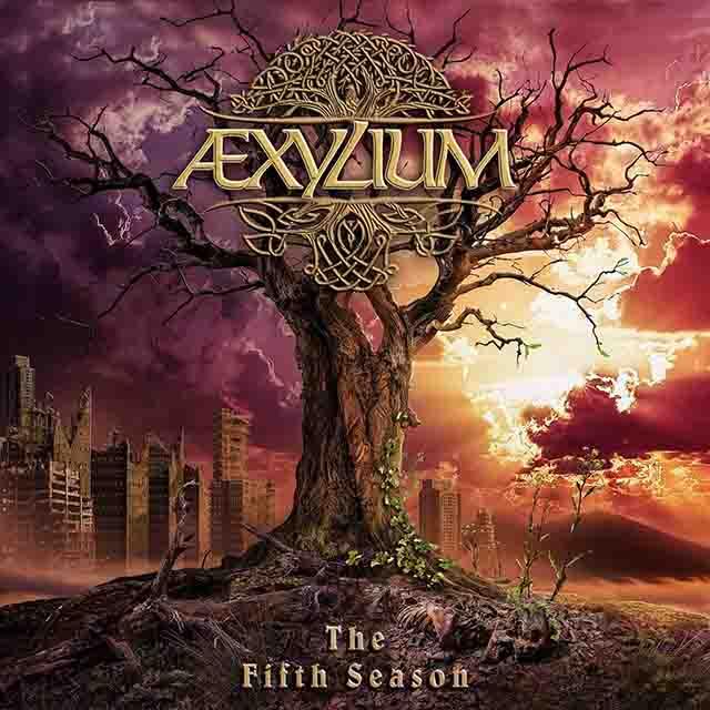 """Ο δίσκος των Aexylium """"The Fifth Season"""""""