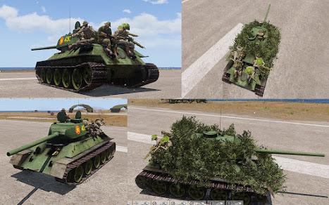 Arma3用Unsungベトナム戦争MODの