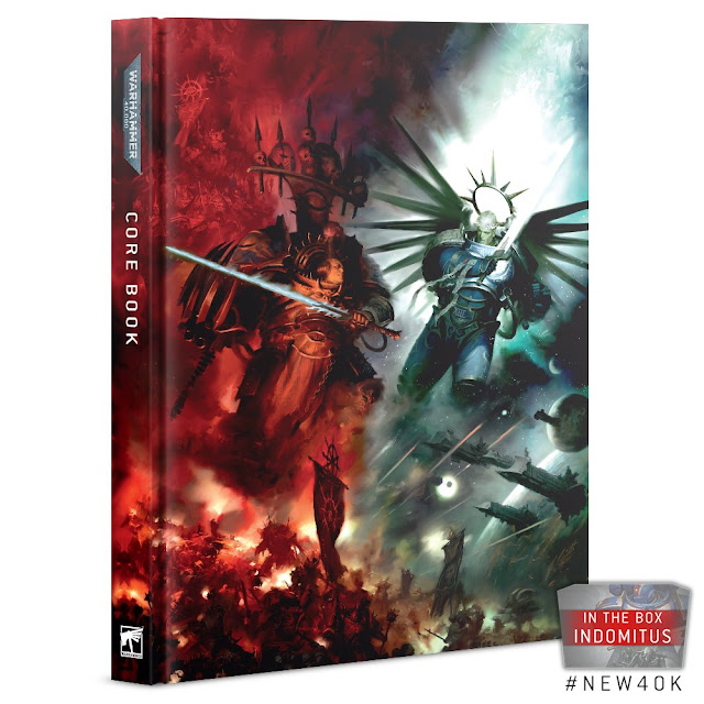 Reglamento Indomitus Warhammer 40,000