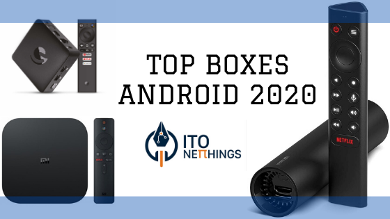 Top Melhores 10 Android Boxes TV 2020