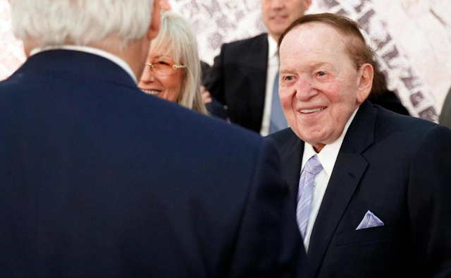 US weighs Sheldon Adelson offer to fund Jerusalem embassy