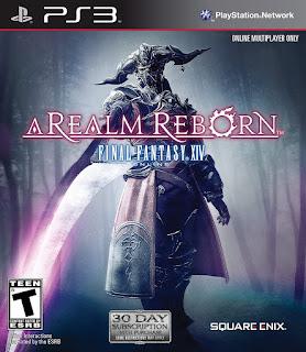 Final Fantasy XIV A Realm Reborn PS3 Torrent