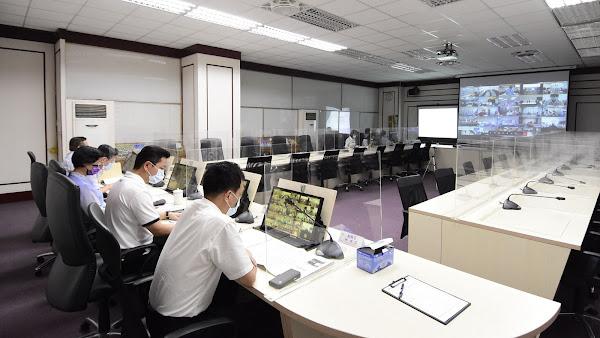彰化縣政府防疫升級強化人流管制 居家分流辦公、彈性上班