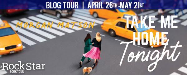 Take Me Home Tonight Blog Tour