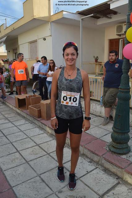 Η Ολυμπιονίκης μας Κατερίνα Νικολαΐδου στον 3ο Δρόμο Αλληλεγγύης Ενορίας Αγίου Χαραλάμπους