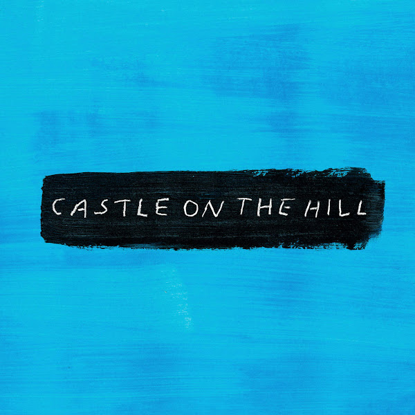 Ed Sheeran - Castle on the Hill (Acoustic) - Single Cover