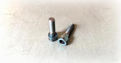 Custom Drilled Socket Head Cap Screws In 17-4 PH, AMS 5643 Material