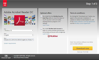 Adobe Acrobat Reader DC makes enlarging pds to print on multiple pages super easy