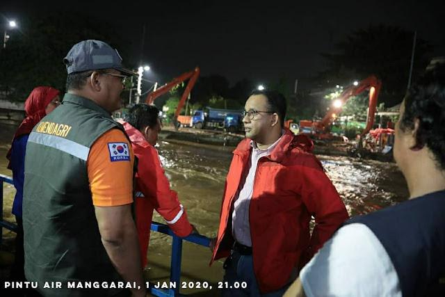 Gubenur Jakarta tapi Jadi Pusat Perhatian Rakyat Indonesia