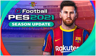 Download PES 2021 PPSSPP TM Arts CV3 Update Real face 990+ Best Graphics & English Commentary Peter Drury