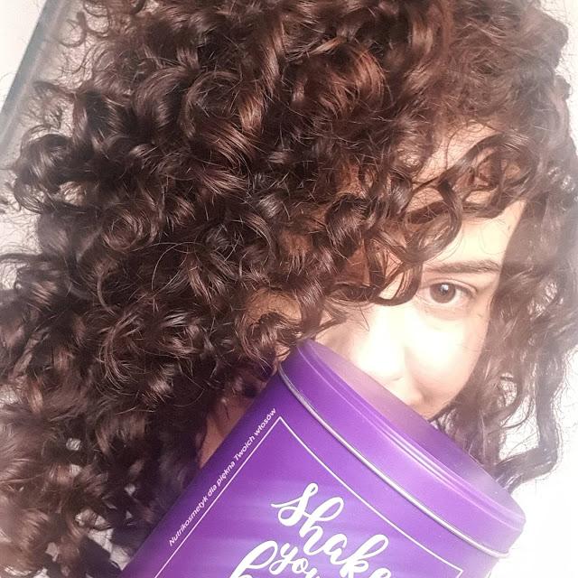 Shake Your Hair - nutrikosmetyk od Anwen