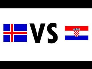 مشاهدة مباراة أيسلندا وكرواتيا بث مباشر