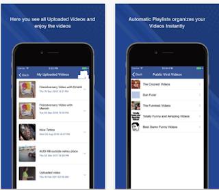 تحميل فيديوهات من الفيس بوك للايفون .