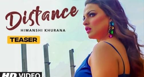 Distance song Lyrics - Himanshi Khurana