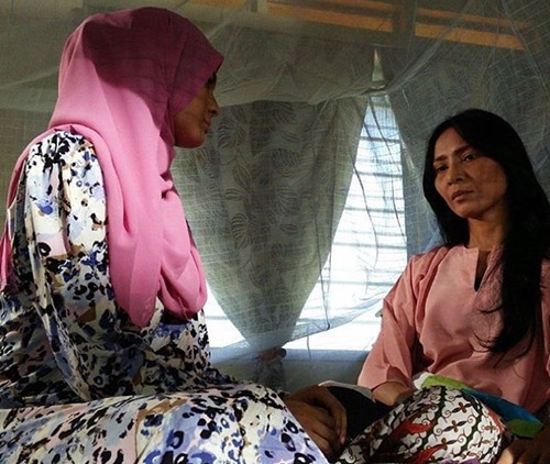 Sinopsis Hanya Untuk Bonda cerekarama TV3, pelakon dan gambar cerekarama Hanya Untuk Bonda TV3, drama telefilem Hanya Untuk Bonda TV3