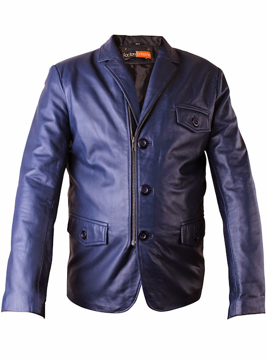 The Increased Demand for Custom Leather Jackets for Men