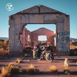 La puerta hacia la Patagonia Argentina / Ruta 40 en bicicleta