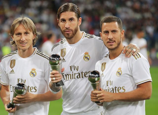 Real Madrid và 10 vấn đề trong năm 2020 3