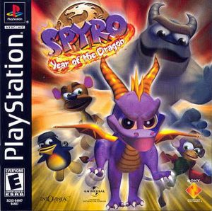 Download Spyro Year Of The Dragon - Torrent (Ps1)