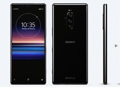 Harga 7 Jutaan, Spesifikasi Lengkap Sony Xperia 1
