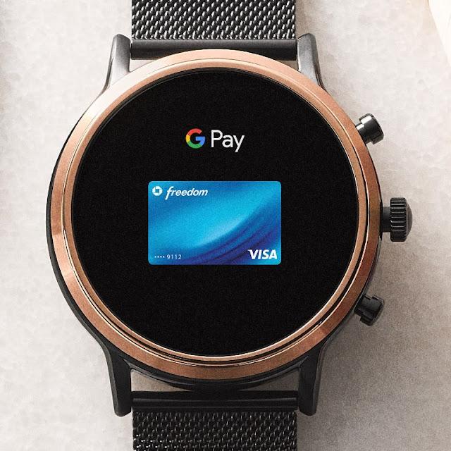 Fossil Gen 5 Smartwatch, Jam Tangan Pintar Generasi Milineal