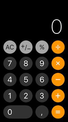 iOS 11 bug prevents calculator app from doing this simple calculation
