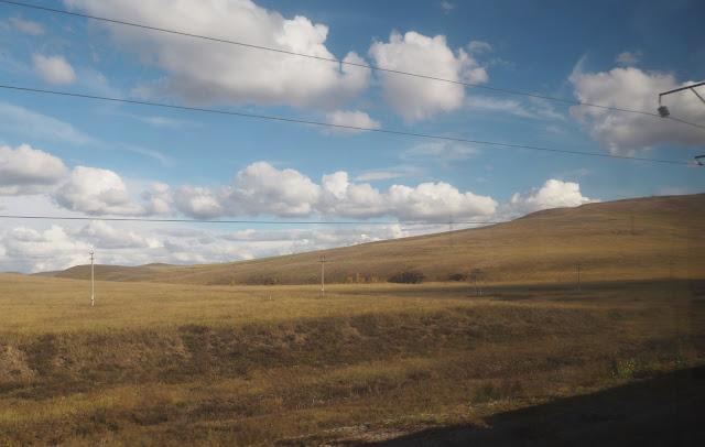Транссибирская магистраль, Забайкальский край