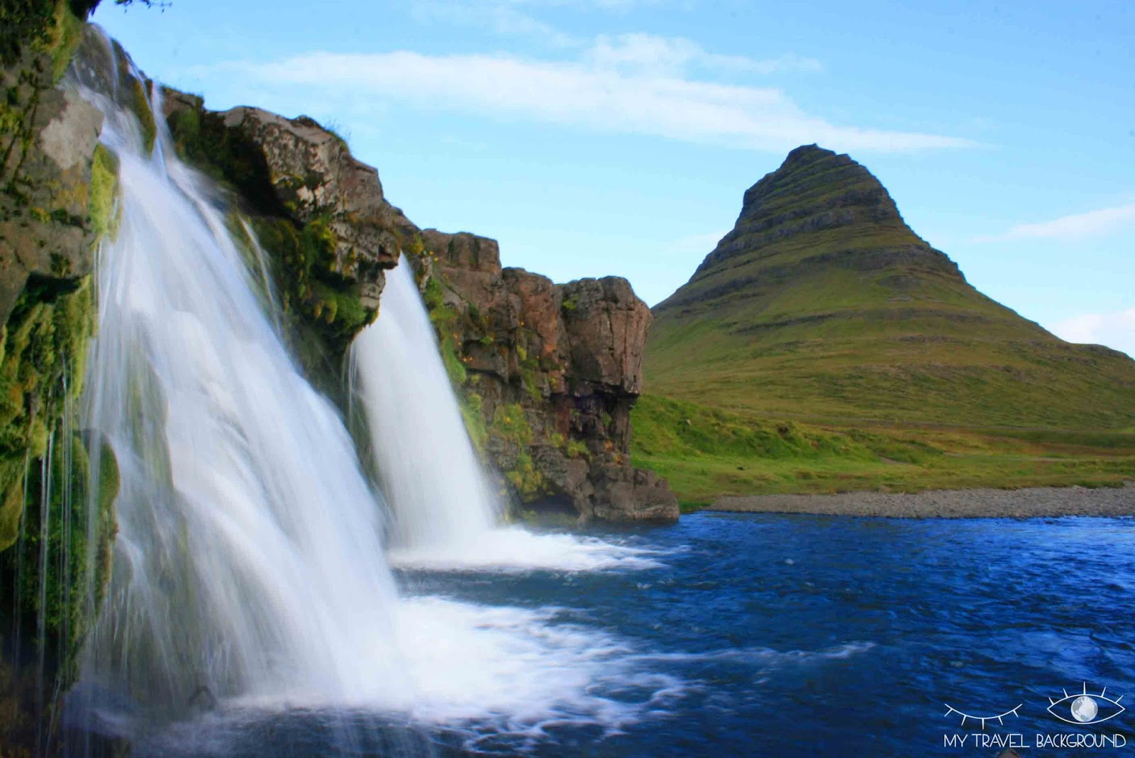 My Travel Background : Road Trip en Islande, itinéraire et infos pratiques / Mont Kirkjufell