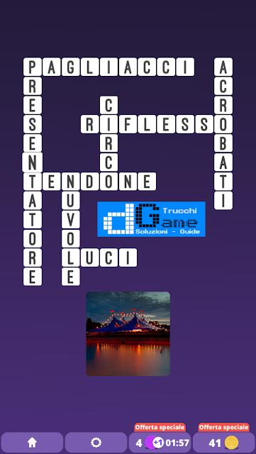 Soluzioni One Clue Crossword livello 13 schemi 14 (Cruciverba illustrato)  | Parole e foto