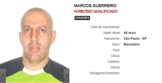Marcos Guerreiro - Homicídio Qualificado