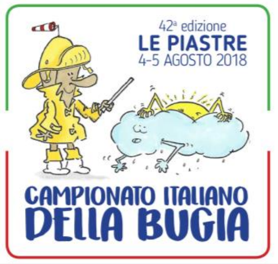 The 42nd Della Bugia Cartoon Contest 2018, Italy