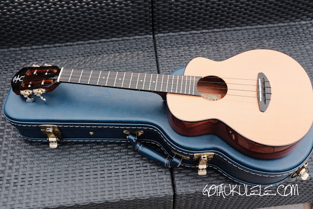 aNueNue Light Bird Tenor Ukulele