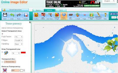 كيفية حدف خلفيات الصور والتعدل عليها بدون برنامج من خلال Free Online-Image-Editor