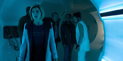 Doctor Who 11x05 - The Tsuranga Conundrum