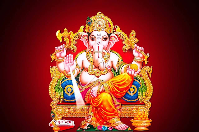 Lord Ganesha Photo HD Wallpaper Download