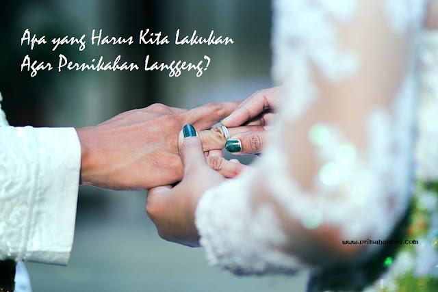 tips pernikahan langgeng