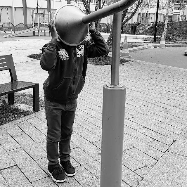 Enfant sans tête