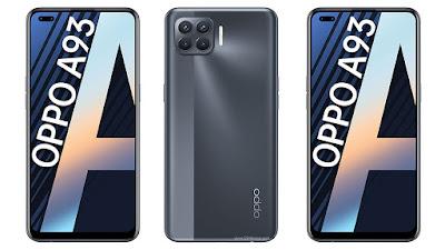 Oppo A93 Diluncurkan, Spek Ultra High dan 4 Kamera Belakang