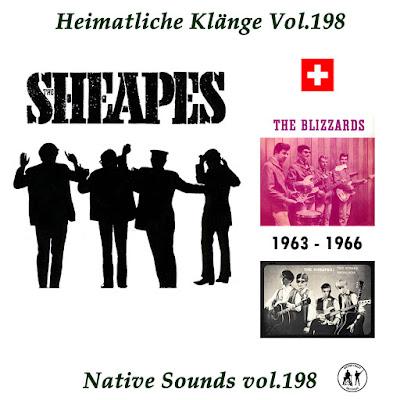 The Sheapes   1963 - 1966 ( Heimatliche Klaenge Vol. 198 )