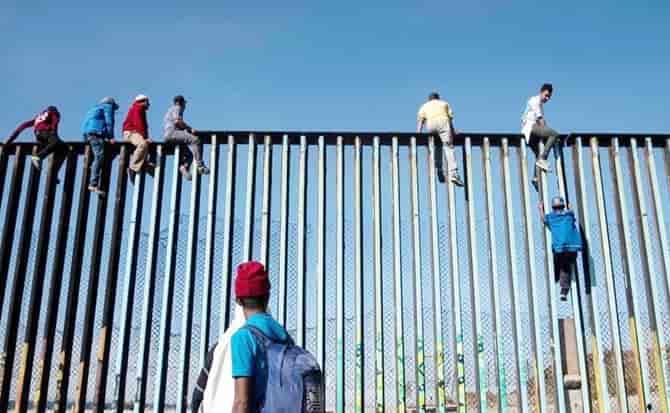 Frontera, eu, mexicanos