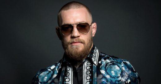 Conor McGregor pasó de plomero a estar en Forbes