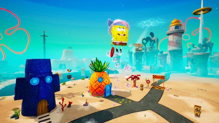 SpongeBob SquarePants Battle for Bikini Bottom Rehydrated PC Full Español
